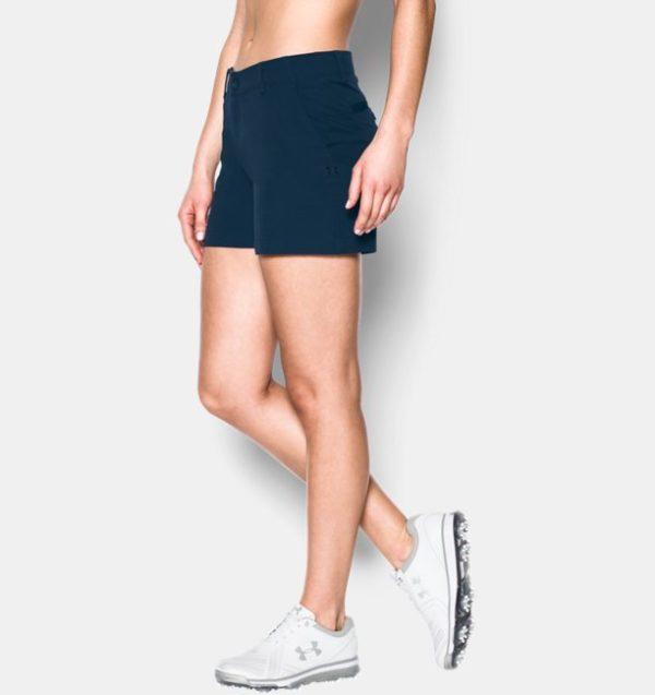 Pantalón corto UA Links 10 cm para mujer de Under Armour